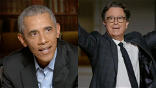 Obama vented his frustration at the Trump administration's handing of the pandemic to Stephen Colbert, saying don't 'undermine the leading epidemiologist' and call him an 'idiot'