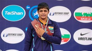 Wrestlers miss out in Almaty, coach still on the way from Delhi