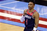 Rockets welcome Russell Westbrook back to Houston with tribute video