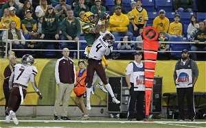 PHOTOS: Scenes from dramatic Bison comeback victory against Missouri State