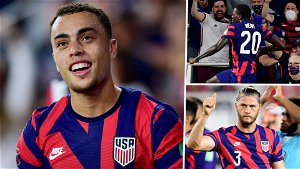 'We really killed them' - Dest & Weah sum up USMNT's new motto after Costa Rica comeback