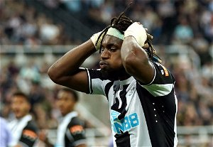 Allan Saint-Maximin promises more after inspiring Newcastle draw with Leeds