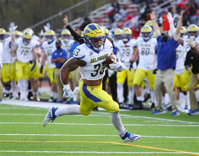 Blue Hens win at DelState but have flaws to fix