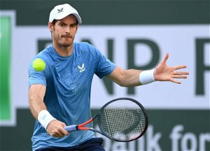 Tennis-Murray bags first win over top 10 opponent in more than a year