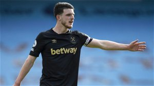 Declan Rice keen on Manchester United transfer as West Ham demand over £100m