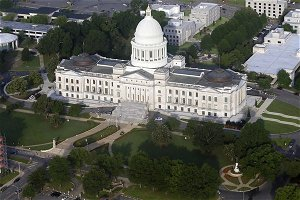 Redistricting bill that would split Pulaski County between 2 congressional districts filed in state Legislature