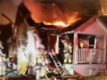 Rochester Hills home catches fire for the second time in less than a month