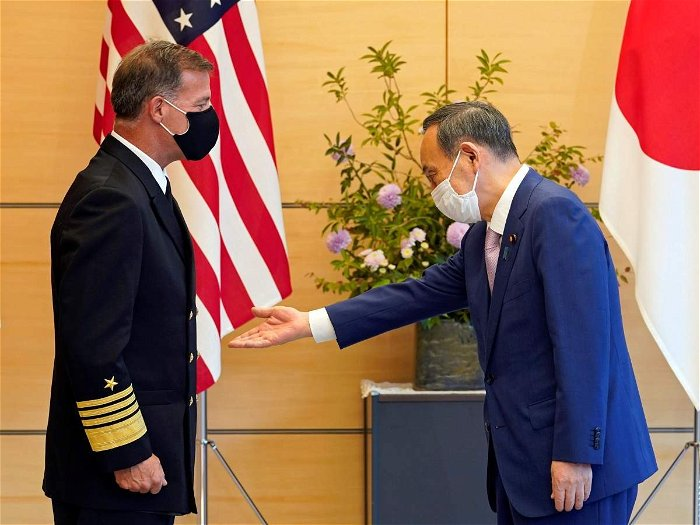 US Indo-Pacific commander reaffirms alliance with Japan amid China territorial claims