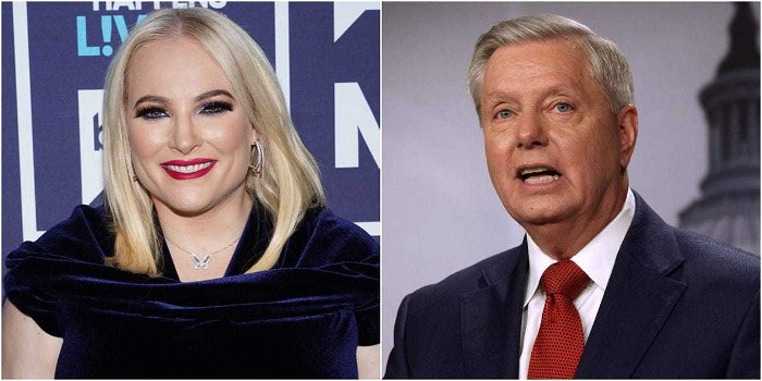 Meghan McCain says Lindsey Graham isn't part of her 'family' and 'hasn't been for a very long time'