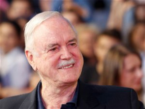 Actor John Cleese is an 'official' member of the Utah Jazz