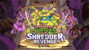 TMNT: Shredder's Revenge Confirmed For Switch, Launches This Year