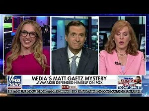 Fox News Pundit: It's 'Puritanical' to Oppose Matt Gaetz Having Sex With Underage Girls