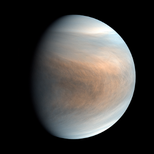 Possible life signs in the clouds of Venus