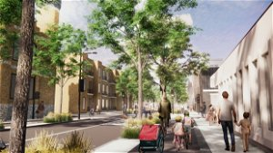 Major facelift for Plateau's 'ugliest' street, including 150 new trees, to start this summer