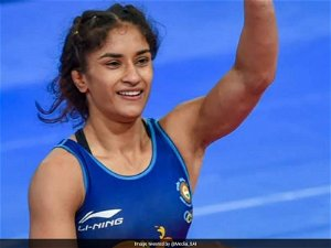 Vinesh Phogat reaches final of Poland Open with contrasting wins