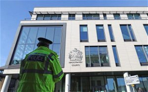 Court round-up includes teen who crashed bike into police officer