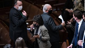 Masks No Longer Required for Vaccinated Lawmakers