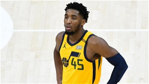 Donovan Mitchell to be re-evaluated next Friday, may be out for regular season