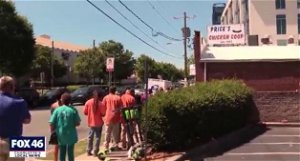 2 people faint in line as hundreds wait for 'last meal' at popular NC chicken restaurant