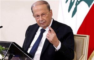 Lebanese president seeks to avert crisis with Gulf over minister's comments