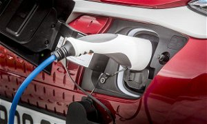 'UK drivers would only need to charge an electric car 20 times a year'