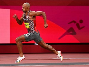 The decathlon numbers adding up for Canada's Damian Warner. But wait, how do they calculate the points?