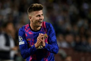 Pique admits life at Barcelona is 'difficult' without Messi