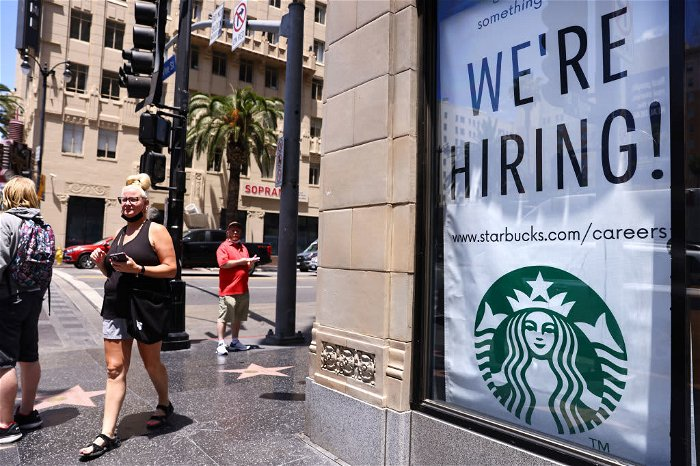 US private payrolls rise by 330,000 in July — less than half what economists expected