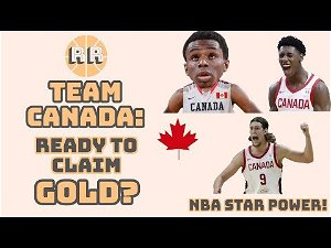 Team Canada: Are They Ready to Claim Gold?