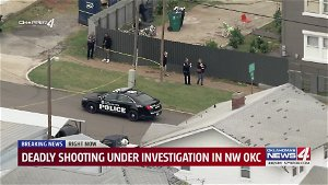 Shooting in NW Oklahoma City, 1 person killed