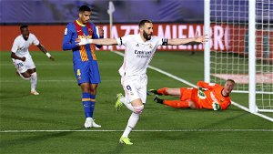 Real Madrid take Clasico bragging rights to spice up LaLiga title race