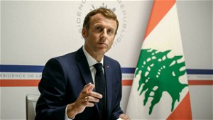 French President Macron pledges more aid for Lebanon, including COVID vaccines