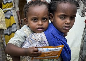 'I just cry': Dying of hunger in Ethiopia's blockaded Tigray