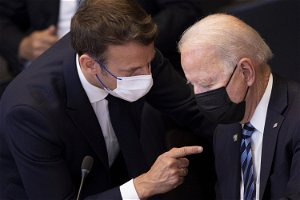 Macron expects 'concrete measures' from Biden call to rebuild trust