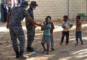 UN, US sanction Libyan official over human trafficking