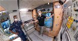 Watch This Astronaut Prepare for His Stay at the Space Station