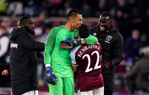 League Cup: West Ham uses penalties to end Man City's 4-year reign