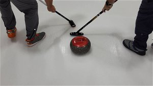 Olympic physics- the science of curling