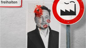 Elon Musk flew to Berlin to woo the locals. He failed