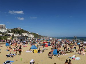 Suntastic! Parts of the UK on course for hottest day of the year