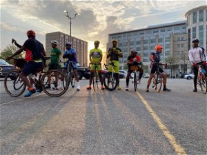 Pedaling for a purpose: Group of friends takes 800-mile bike ride for a good cause