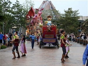 Universal Studios Beijing to draw eager throngs amid uneasy U.S.-China ties