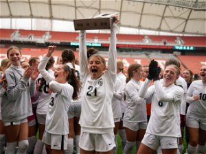 High school girls soccer: Sophomore goalkeeper Emily Blackford comes up big as Ogden claims 3A state title