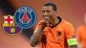 'We negotiated with Barcelona for four weeks' - Wijnaldum on turning down Camp Nou for PSG 'project'