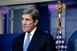 Kerry says he's 'hopeful, not confident' that China will cooperate on emissions