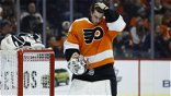 Philadelphia Flyers count on goalie Carter Harter to lead them to Cup