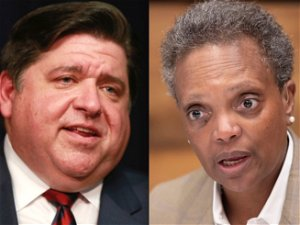Wall Street agency joins Lightfoot in bashing bill Pritzker signed boosting pension benefits for Chicago firefighters