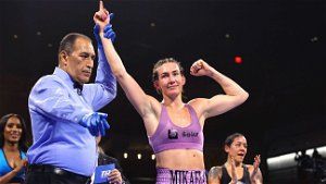 Source: Mayer-Hamadouche set to be main event