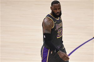 Playing low minutes isn't good for me, says Lakers' James
