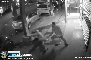 Robber trips, attacks 68-year-old man in the Bronx